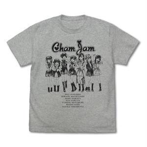 ChamJamメンバー Tシャツ  [推しが武道館いってくれたら死ぬ]