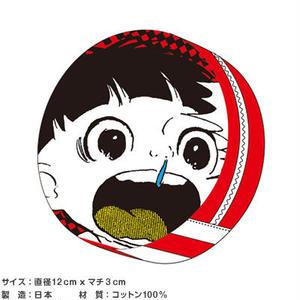 UMEZZボーダーシリーズ コインケース(まことちゃん)【楳図かずお】
