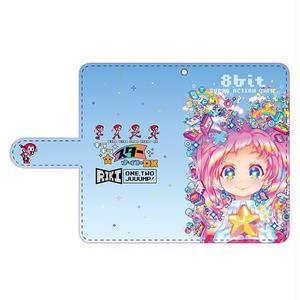 RIKI 手帳型スマホケース 【RIKI】