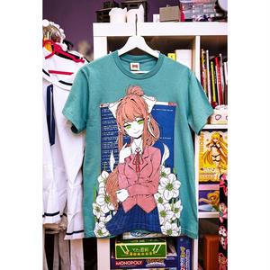 【OMOCAT×DDLC】MONIKA T-Shirt