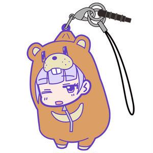 涼風青葉 クマさん寝袋Ver.つままれストラップ  [NEW GAME!!]