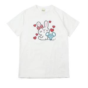 2.5SPINNSオリジナル バニー&マッティ Tシャツ