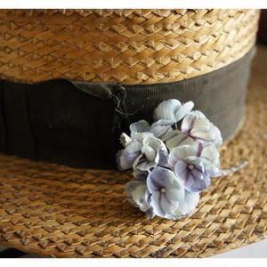 絞りの紫陽花