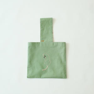 embroidery petit bag/micä
