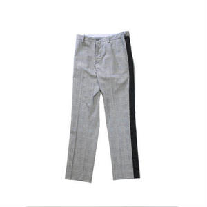 Side line trousers - Glen check