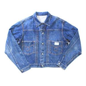 Used / 60's 101 Denim Jacket