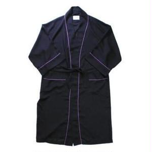 NuGgETS / Gown shirt #Black