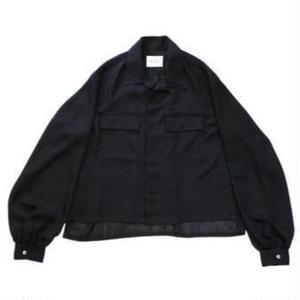 NuGgETS / Open-necked Shirt - Linen styles