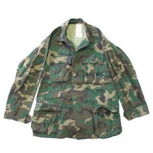 Used / 70's USMC BDU jacket - camo