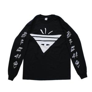 DISKAH + niche. / Diamond L/S T-Shirts