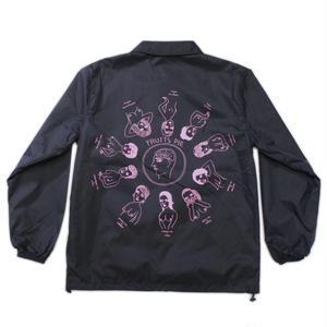 "SHUNTAROU TAKEUCHI × RYUHEI KOBOSHI / ""Pie"" Coach jacket - black"