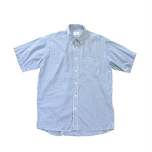 Used / Lacoste bd short sleeve shirts