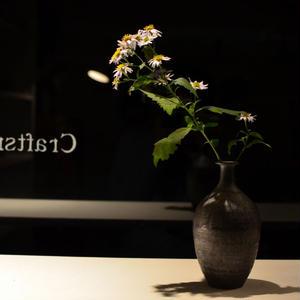 恵山(西村峰子さん)  花器I