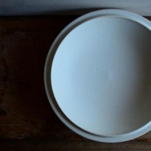 船串篤司さん 鉢24  白