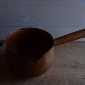 銅の片手鍋 Babaghuri