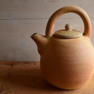 壷田和宏さん  焼き締め 耐火土瓶