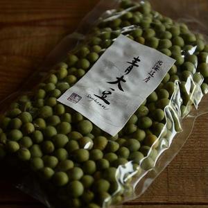 べにや長谷川商店  北海道産 青大豆