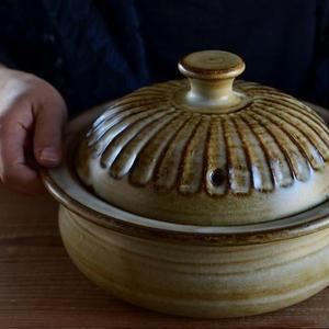 笠原良子さん 土鍋1.6ℓ