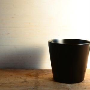 小林慎二さん コーヒーカップ(黒)