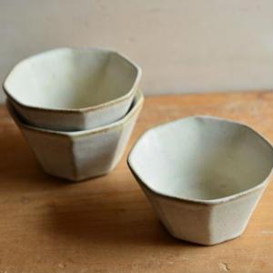 鯨井円美さん 八角小鉢