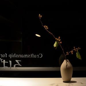 恵山(西村峰子さん)  花器H