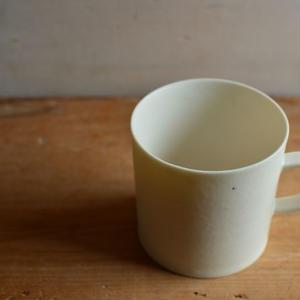 加藤かずみさん コーヒーカップ ホワイト