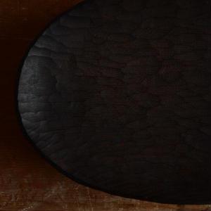 宮下敬史さん  栓の楕円皿