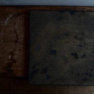 【5月30日以降発送】船串篤司さん オリジナルチーズプレートスクエア 金茶とチーズのセット