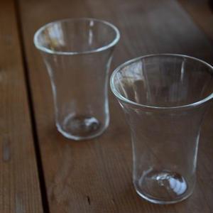 Babaghuri  宙吹ガラスのコップ