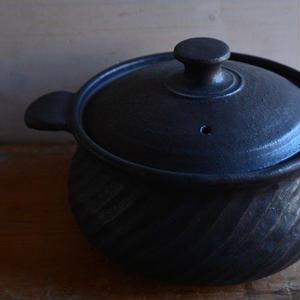 笠原良子さん 土鍋2.4ℓ