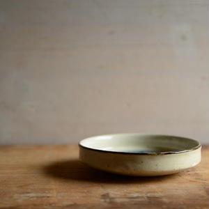 沼田智也さん 染付 4寸銅鑼鉢