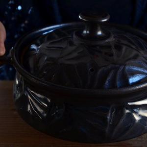 笠原良子さん 土鍋3.5ℓ