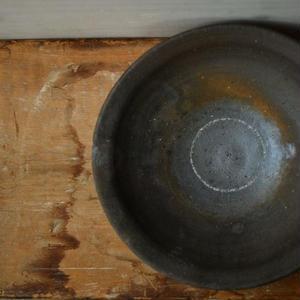 境 知子さん  焼しめ鉢