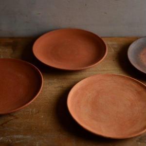 松本かおるさん 4寸皿(1~4)