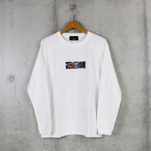 LongSleeveT■WORMBOX■WH■
