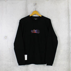 LongSleeveT■WORMBOX■BK■