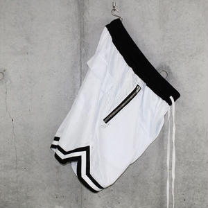 ■EssentialBasketShorts■White■