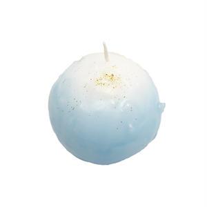 【S】「浄CANDLE」Blue 心の平穏と柔軟性の拡張