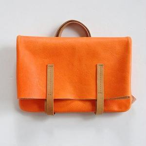シンプルトート orange