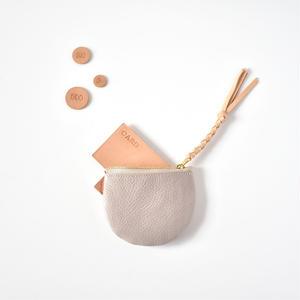 suzumeno pouch (白スミレ)