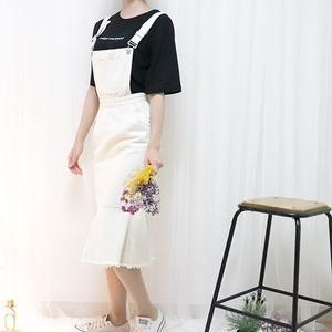 tulip salopette skirt