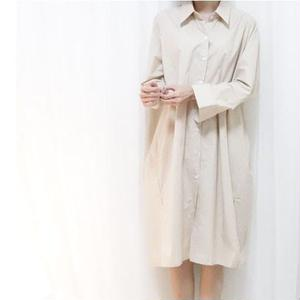 long shirt ops(white/beige/sora)