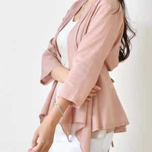 linen jacket cardigan(3color)