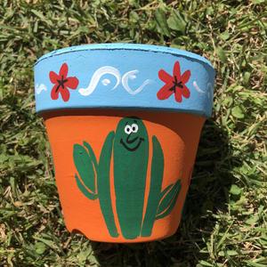 Mexico 植木鉢4号