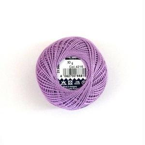 ハンガリー刺繍糸【4216】薄むらさき