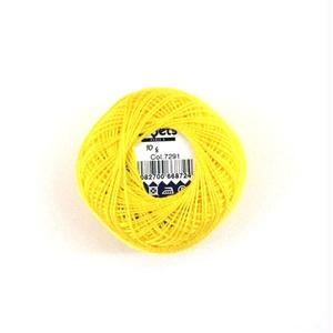 ハンガリー刺繍糸【7291】黄