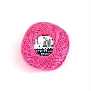 ハンガリー刺繍糸【3416】薄ピンク