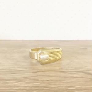 used gold bangle