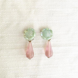used handmade earring