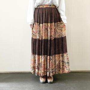 used ethnic skirt